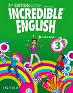 Incredible English 2ed. 3 Class Book